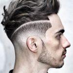 diseño, degradado y barberia
